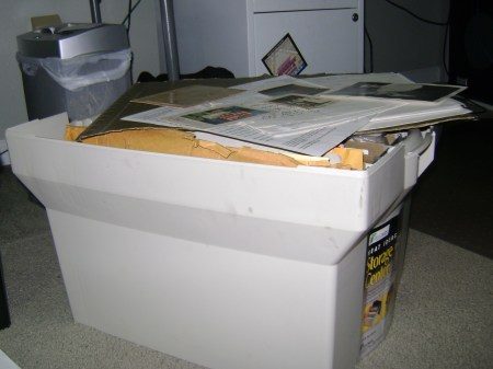 mother's file box